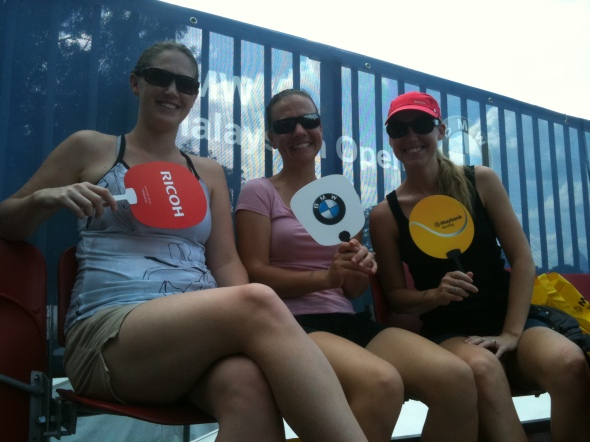 BMW Malaysian Open. It was HOT!